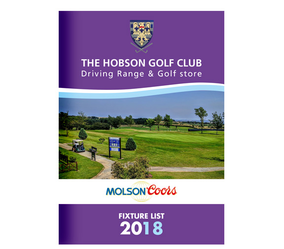 Gloss laminated cover and a leather type card cover by K&M Golf